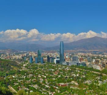 Pacote de Viagem Santiago