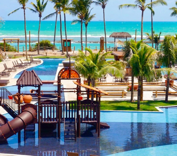 Pacote Samoa Beach Resort PE