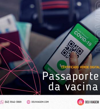 Passaporte de Vacina
