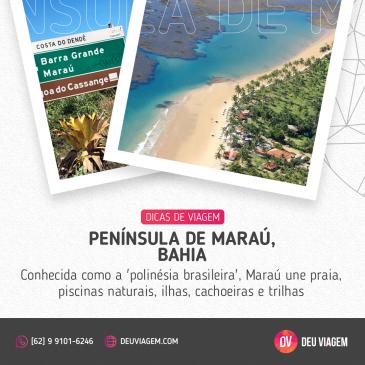 Península de Maraú (BA)