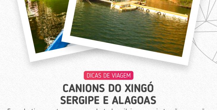 Cânions do Xingó