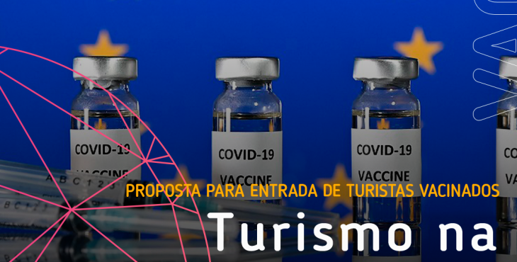 Turismo na Europa para já vacinados